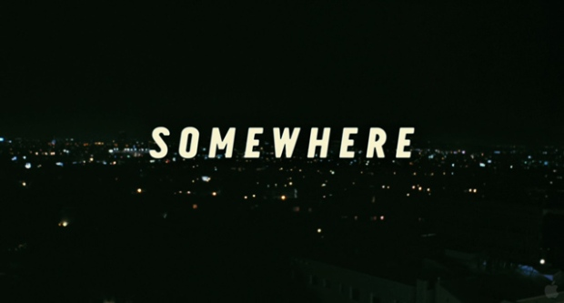 Da qualche parte - Somewhere